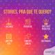 Stories, para que te quero?