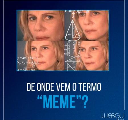 "De onde vem o termo ""meme""?"