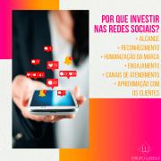Por que investir nas redes sociais?