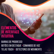 Elementos de interface intuitiva