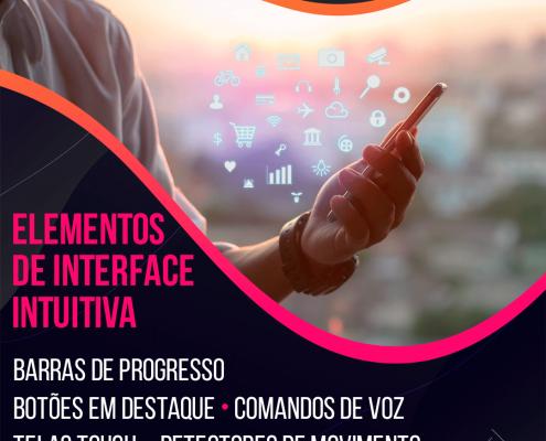 Elementos de interface intuitiva