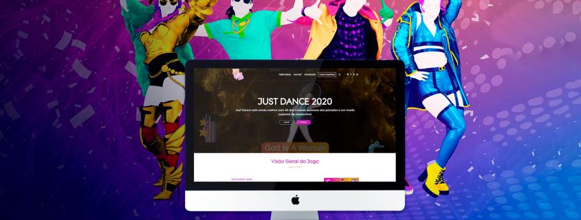 site Just Dance