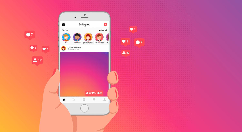 A importância dos Stories no Instagram